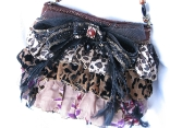 POUNCE - RETIRED Mary Frances Handbag