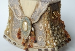 GOLDEN GLOW - RETIRED Mary Frances Handbag