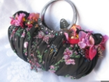ONCE UPON A TIME - RETIRED Mary Frances Handbag