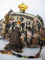 TUSCAN SUN - RETIRED Mary Frances Handbag