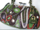 GRAPHIC - RETIRED Mary Frances Handbag
