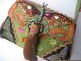 SOCIAL BUTTERFLY - RETIRED Mary Frances Handbag