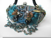 UNCAGED - RETIRED Mary Frances Handbag